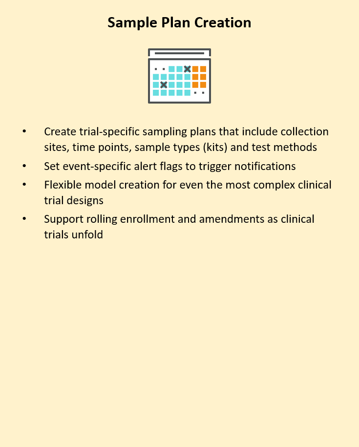 Clinical Trial Sample Management – BioIT Solutions